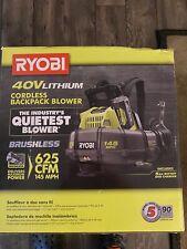 Ryobi RY38BP  Backpack Blower (New In Box)