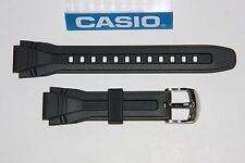 Casio AQF-102W-1B Original  Factory New Black Watch Band AQF-102 AQF-102W