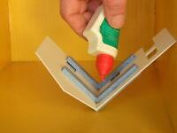 Magnetic Clamps - Pinza - Morsetto con magnete per autocostruzione e kit - Krea