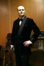 Men Elegant Luxury Stylish Designer Black Smoking Jacket Party Wear Blazers UK