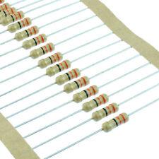 14.6mm*4.4mm 3.9 Ohm 2W Watt Through-Hole Metal Film Fixed Resistor ±1/%