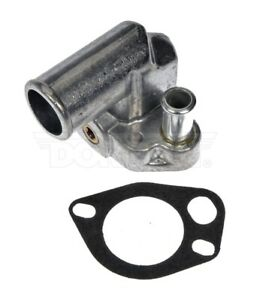 For Ford Bronco Capri Continental F350 Engine Coolant Thermostat Housing Dorman