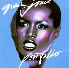 GRACE JONES Portfolio CD BRAND NEW
