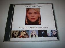 BLONDIE & DEBORAH HARRY - The Complete Picture Best of CD