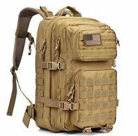 Tactical Molle Backpack 45L with Bulletproof Panel Insert - NIJ LEVEL IIIa