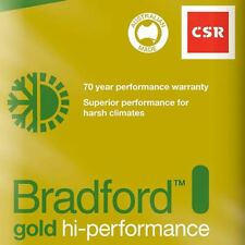 Gold High Performance Wall Batts - R2.7 X 420 * 1160 - VIC DELIVERY ONLY
