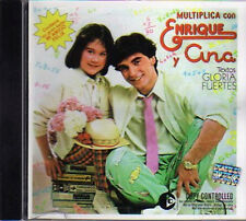 MULTIPLICA CON ENRIQUE Y ANA CD new & sealed - Aprende las tablas de multiplicar