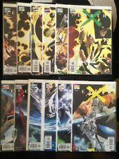 Marvel Comics Earth X #'s 1-12 (Alex Ross)