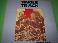 "Single Track - Corporation - 1985 GMG France Maxi 12"""