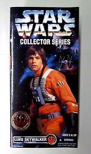 """Star Wars 12 Inch Luke Skywalker in X-Wing Gear Deluxe Action Figure New1996 12"""""""
