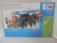 hp Digital Fine Art Media Hahnemuhle Watercolor Paper Inkjet Q8729A