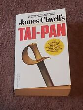Tai Pan By James Clavell - Paperback 1966