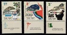 Israël postfris 1997 MNH 1435-1437 - Festivals
