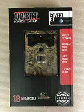 Covert Scouting Cameras 5595 E1 At&T 18 Mp Trail Camera 100 Ft Flash Range #5595