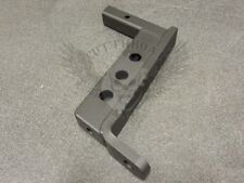 "14"" Drop Hitch - Heavy Duty Boxed Steel Frame and Powdercoated"