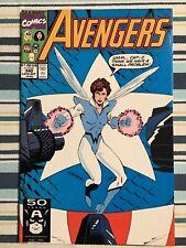Avengers #340  1991  Fine cond