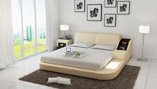 Wasserbett Hotel Doppel Bett Betten Komplett Lederbett Polsterbett Wasser LB8815