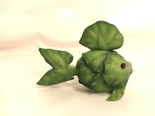 Enesco Home Grown Collection Brussel Sprout Lettuce Cabbage Fish Figurine