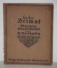 In der Heimat. Märchen, Sagen, Bilder von R. Beckhusen. Borgardt, Bremervörde.