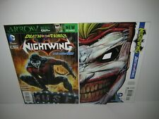 Nightwing #15 - #16 - Death of the Family DC Comics Death of the Family