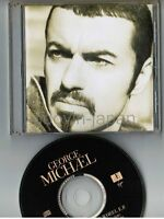 """GEORGE MICHAEL The Spinning The Wheel E.P JAPAN 5"""" MAXI CD VJCP-12042 w/PS Wham!"""