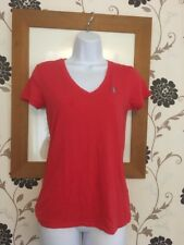 Gorgeous Ladies Ralph Lauren T-Shirt Top Size XS