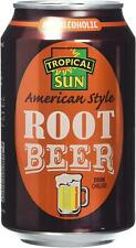 Tropical Sun Root Beer 330 ml (Pack of 24)
