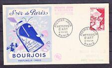 FRANCE premier jour 75 f métiers d' art 6 mai 1954