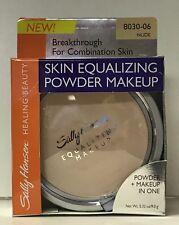 Lot of 2 Sally Hansen Healing Beauty Skin Equalizing Powder Makeup Nude 8030-06