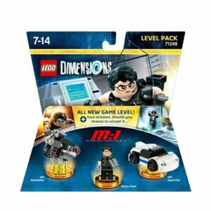 Lego Dimensions Mission Impossible Level Pack 71248 BRAND NEW & SEALED!