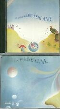 RARE / CD - JEAN PIERRE FERLAND : LA PLEINE LUNE / COMME NEUF / QUEBEC CANADA