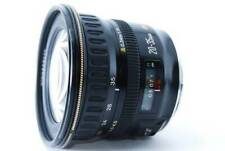 Canon EF 20-35mm f/3.5-4.5 II USM Lens  with 77mm UV filter