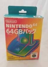 Nintendo 64 Transfer Pak Gameboy to N64 NUS-019 Pack New in Box
