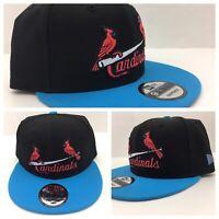St. Louis Cardinals New Era 9Fifty Snapback