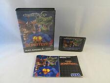 Sega Mega Drive / Genesis - King of Monsters