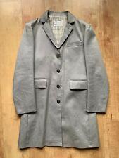 Brooks Brothers Black Fleece Gray Mackintosh Trench Coat BB1 Thom Browne