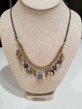 "NEW Designer SILPADA ""Courtyard Chic"" Necklace (N3243) $129MSRP"