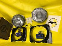 NEW + Orig Opel Kadett C 1. Series Installation Kit Decorative Ring + Headlight