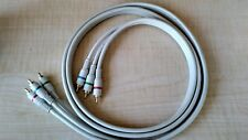 Python Digital Video Link HDTV  ultra shield Component 3-RCA cable by steren 6ft