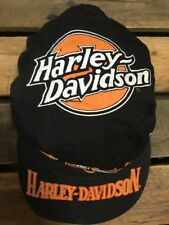 vintage 80s Harley-Davidson trucker hats painters hat made in Philippines  HDOLP 8a3fe88d030
