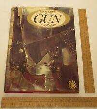 The TREASURY of The GUN by Harold L Peterson - illustrated hardback BOOK wdj
