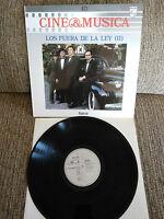 "Los Fuera de Die Sterling II Soundtrack LP Vinyl vinyl 12 "" 1987 VG + Philips"