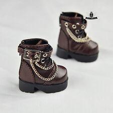 Yosd Shoes 1/6 BJD Tiny Yosd Punk Short boots Dollfie DREAM DOD Luts Dollmore DZ