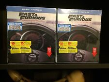 Fast and Furious: The Ultimate Ride Collection ( BLU-RAY + DIGITAL HD)
