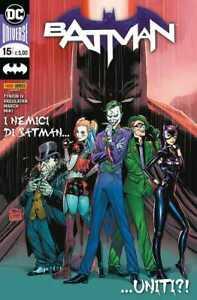Batman N° 15 - DC Italia - Panini Comics - ITALIANO NUOVO #MYCOMICS