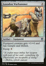 MTG Magic - (U) Commander 2016 - Loxodon Warhammer - NM/M