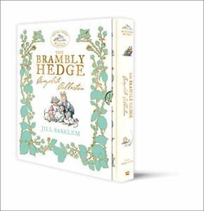 The Brambly Hedge Complete Collection Jill Barklem Anniversary Barklem, Jill