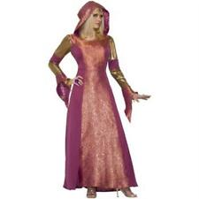 Forum Women's Desert Princess Arabian Queen Costume Dress with Attached Hood