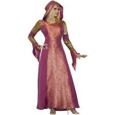 Forum Women's Desert Princess Arabian Queen Costume Dress with Attached Hood