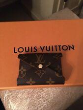 Completamente Nueva Auténtica Louis Vuitton Pochette Kirigami envolvente en pequeño, moneda de tarjeta